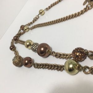 Chico's Jewelry - Chicos long necklace